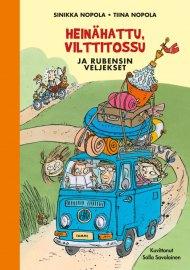 Heinähattu, Vilttitossu ja Rubensin veljekset (Tammi 2016)