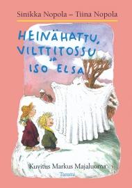 Heinähattu, Vilttitossu ja iso Elsa (Tammi 1997)