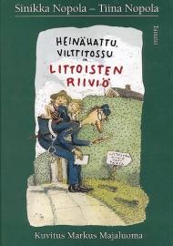Heinähattu, Vilttitossu ja Littoisten riiviö (Tammi 1999)