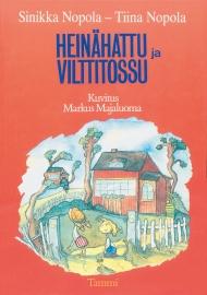 Heinähattu, Vilttitossu (Tammi 1989)