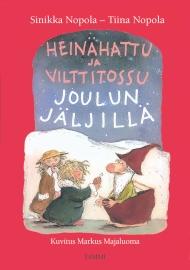 Heinähattu ja Vilttitossu joulun jäljillä (Tammi 1993)