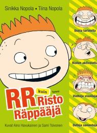 RR kuin Risto Räppääjä (Tammi 2010)