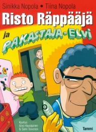 Risto Räppääjä ja pakastaja-Elvi (Tammi 2001)