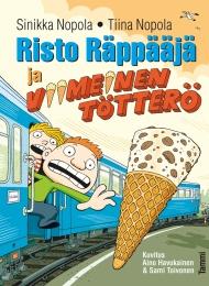 Risto Räppääjä ja viimeinen tötterö (Tammi 2007)