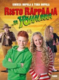 Risto Räppääjä ja yöhaukka, elokuvakirja (Tammi 2016)