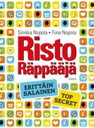 Risto Räppääjä – Erittäin salainen, Top Secret (Tammi 2008)