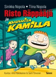Risto Räppääjä ja kuuluisa Kamilla (Tammi 2009)