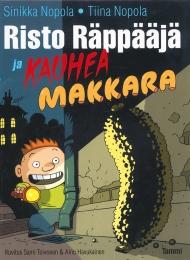 Risto Räppääjä ja kauhea makkara (Tammi 1998)