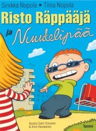 Risto Räppääjä ja Nuudelipää (Tammi 2000)