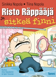 Risto Räppääjä ja sitkeä finni (Tammi 2003)