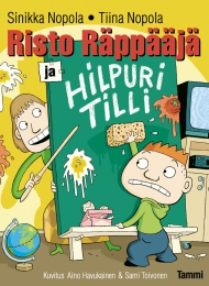 Ricky Rapper and Tilda Hips (Tammi 2004)