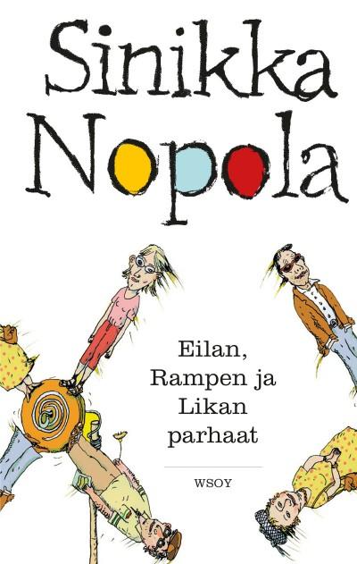 Eilan, Rampen ja Likan parhaat ilmestynyt syyskuussa 2014