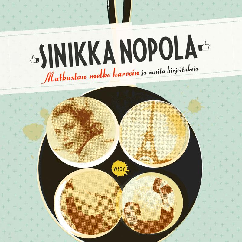 Erja Manto lukee Sinikka Nopolan tekstejä Radio Suomen Pikkujutussa