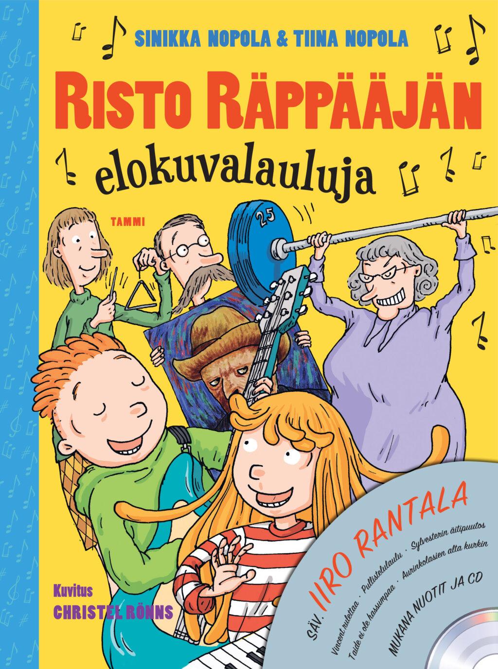 Risto Räppääjän elokuvalauluja 2020